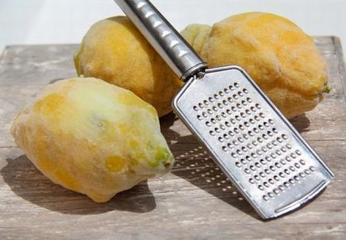 limon congelado